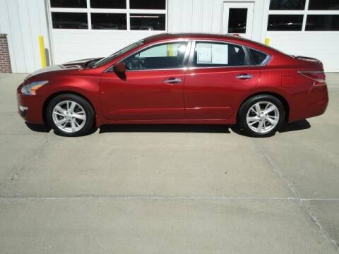 2015 Nissan Altima for sale at Quality Motors Inc in Vermillion SD