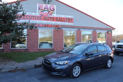 2018 Subaru Outback for sale at EXECUTIVE AUTO GALLERY INC in Walnutport PA