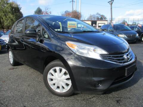 2014 Nissan Versa Note for sale at Unlimited Auto Sales Inc. in Mount Sinai NY