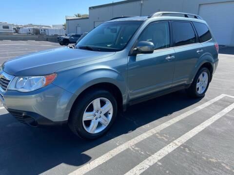 2009 Subaru Forester for sale at Coast Auto Motors in Newport Beach CA