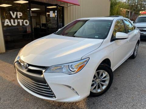 2016 Toyota Camry for sale at VP Auto in Greenville SC