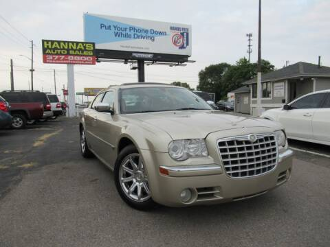 2006 Chrysler 300 for sale at Hanna's Auto Sales in Indianapolis IN
