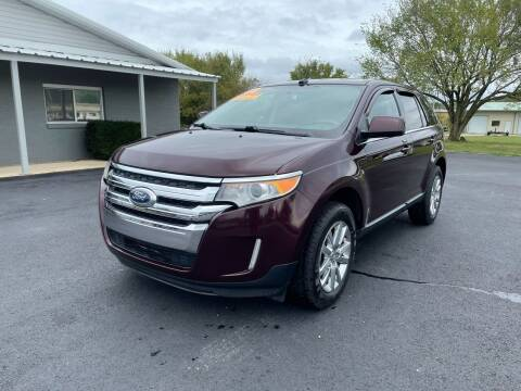2011 Ford Edge for sale at Jacks Auto Sales in Mountain Home AR