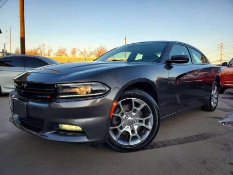 2017 Dodge Charger for sale at LA Motors LLC in Denver CO