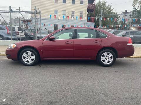 2006 Chevrolet Impala for sale at G1 Auto Sales in Paterson NJ