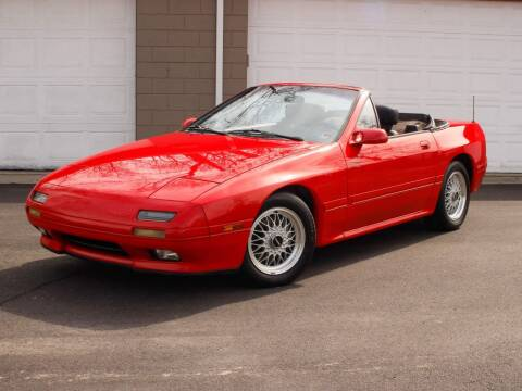 1991 Mazda RX-7 for sale at Riverfront Auto Sales in Middletown OH