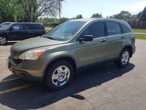 2007 Honda CR-V for sale at Capital Fleet  & Remarketing  Auto Finance in Columbia Heights MN