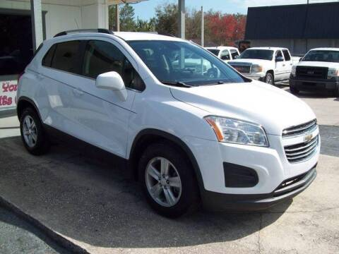 2016 Chevrolet Trax for sale at LONGSTREET AUTO in St Augustine FL