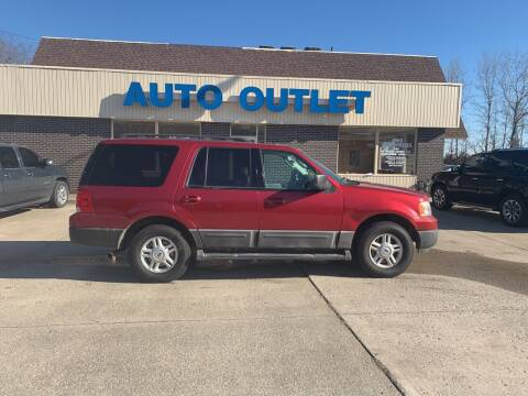 2005 Ford Expedition for sale at Truck and Auto Outlet in Excelsior Springs MO