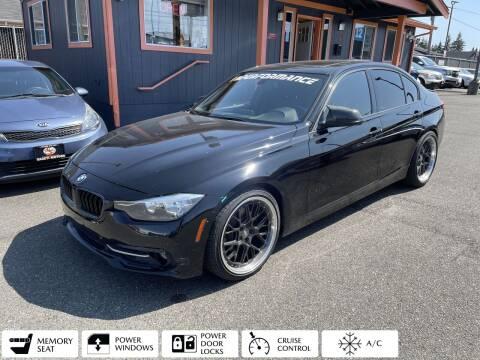 2016 BMW 3 Series for sale at Sabeti Motors in Tacoma WA