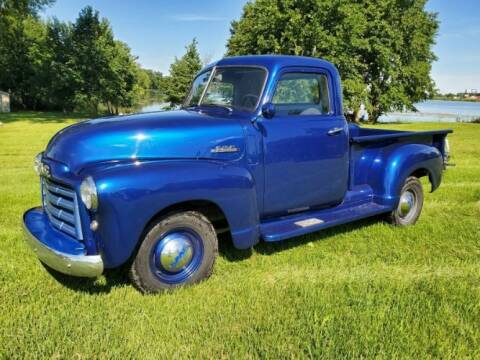 1950 GMC C/K 1500 Series for sale at Classic Car Deals in Cadillac MI