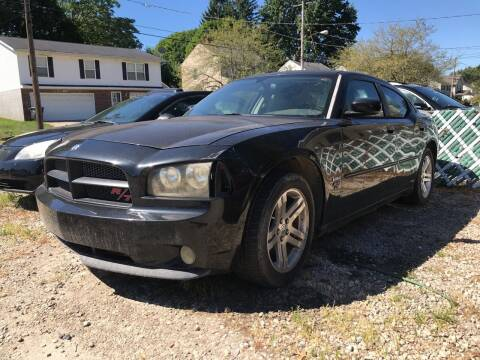 2006 Dodge Charger for sale at GREENLIGHT AUTO SALES in Akron OH