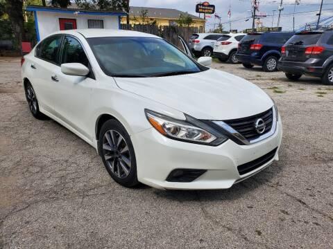 2016 Nissan Altima for sale at Tony's Auto Plex in San Antonio TX