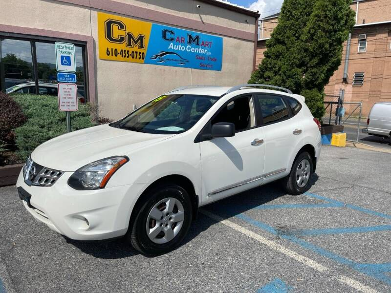 2015 Nissan Rogue Select for sale at Car Mart Auto Center II, LLC in Allentown PA