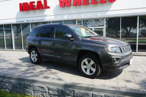 2015 Jeep Compass for sale at Ideal Wheels in Sioux City IA