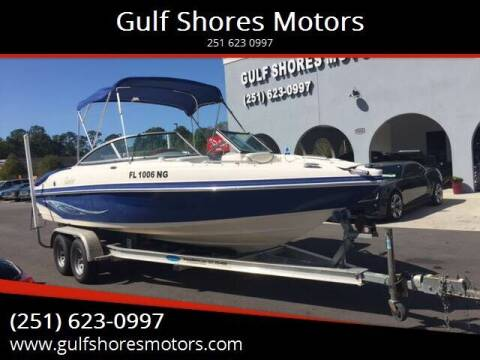 2006 Rinker Captiva for sale at Gulf Shores Motors in Gulf Shores AL