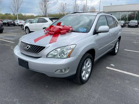 2009 Lexus RX 350 for sale at Charlotte Auto Group, Inc in Monroe NC