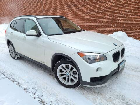 2015 BMW X1 for sale at Minnesota Auto Sales in Golden Valley MN