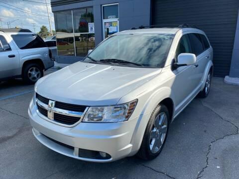 2009 Dodge Journey for sale at Bi-Rite Auto Sales in Clinton Township MI