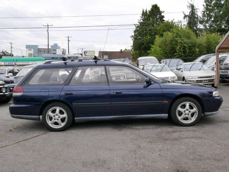 1996 Subaru Legacy for sale at JDM Car & Motorcycle LLC in Seattle WA