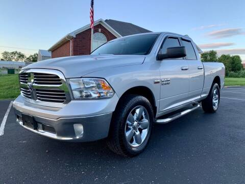 2013 RAM Ram Pickup 1500 for sale at HillView Motors in Shepherdsville KY