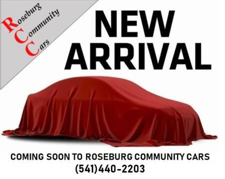 2014 Chevrolet Sonic for sale at Roseburg Community Cars in Roseburg OR