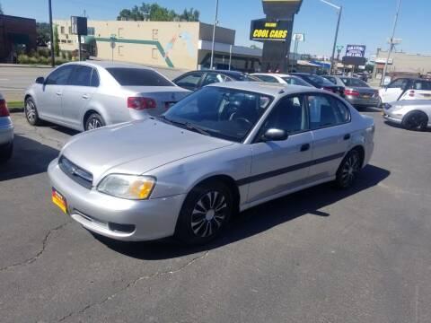 2002 Subaru Legacy for sale at Cool Cars LLC in Spokane WA