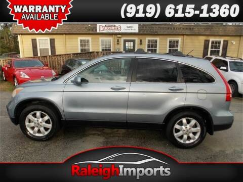 2007 Honda CR-V for sale at Raleigh Imports in Raleigh NC