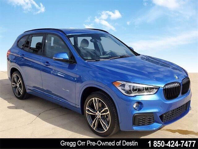 2018 BMW X1 for sale at Gregg Orr Pre-Owned of Destin in Destin FL