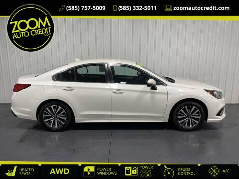 2018 Subaru Legacy for sale at ZoomAutoCredit.com in Elba NY