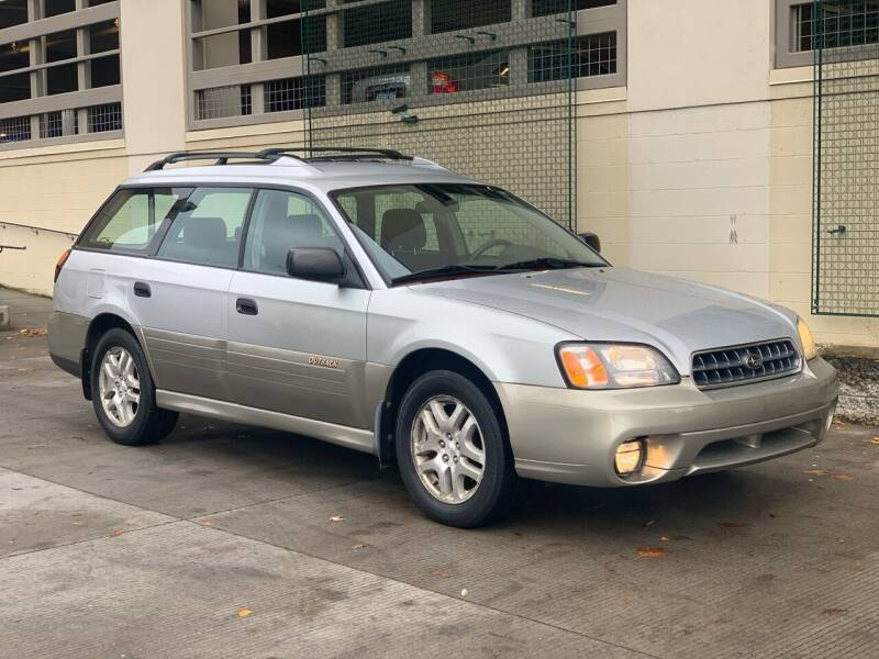 2003 Subaru Outback for sale at LANCASTER AUTO GROUP in Portland OR