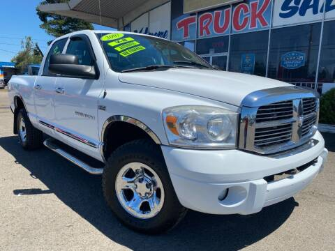 2007 Dodge Ram Pickup 1500 for sale at Xtreme Truck Sales in Woodburn OR