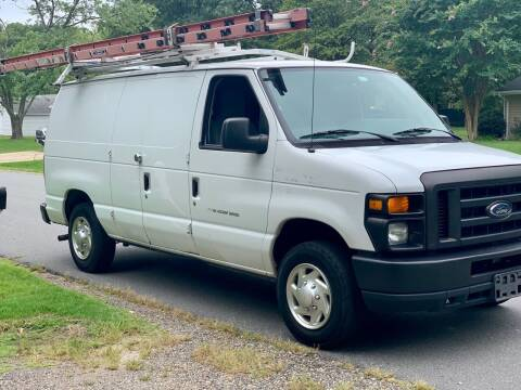 2011 Ford E-Series Cargo for sale at XCELERATION AUTO SALES in Chester VA