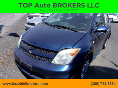 2006 Scion xA for sale at TOP Auto BROKERS LLC in Vancouver WA
