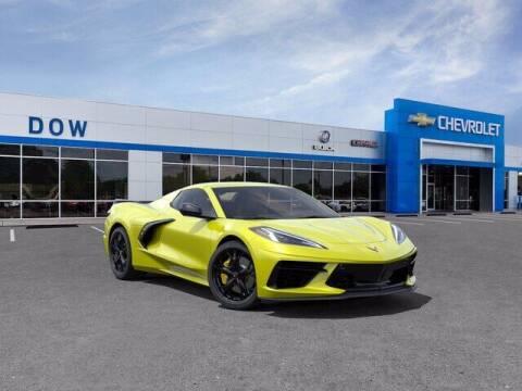 2021 Chevrolet Corvette for sale at DOW AUTOPLEX in Mineola TX