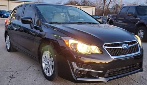 2015 Subaru Impreza for sale at Wyss Auto in Oak Creek WI