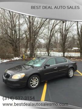 2008 Buick Lucerne for sale at Best Deal Auto Sales in Saint Charles MO