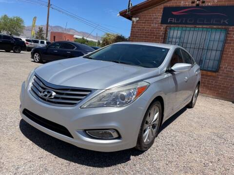 2013 Hyundai Azera for sale at Auto Click in Tucson AZ