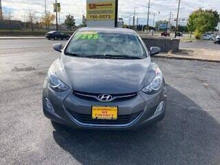 2013 Hyundai Elantra for sale at VP Auto Enterprises in Rochester NY