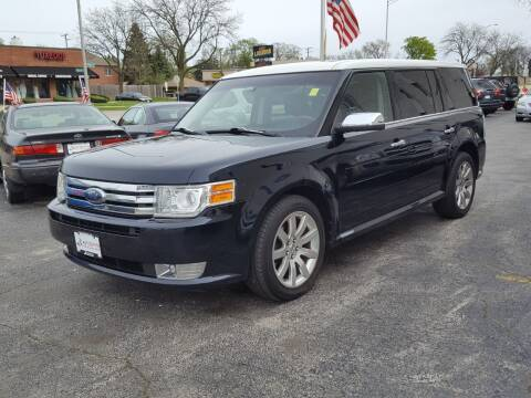 2010 Ford Flex for sale at AUTOSAVIN in Elmhurst IL