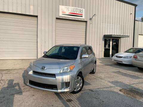 2008 Scion xD for sale at CTN MOTORS in Houston TX