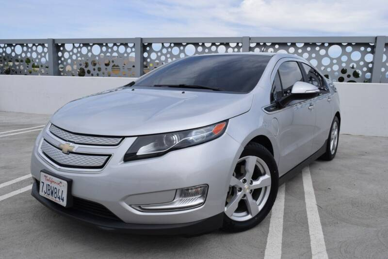 2015 Chevrolet Volt for sale at Dino Motors in San Jose CA