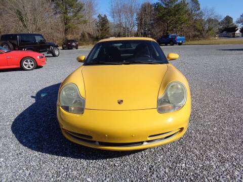 2000 Porsche 911 for sale at European Coach Werkes, Inc in Frankford DE