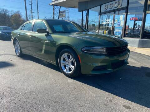 2019 Dodge Charger for sale at Smart Buy Car Sales in St. Louis MO