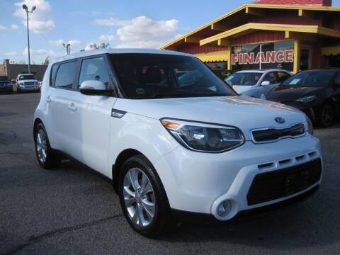 2016 Kia Soul for sale at T & D Motor Company in Bethany OK