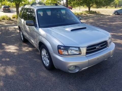 2005 Subaru Forester for sale at Red Rock's Autos in Denver CO