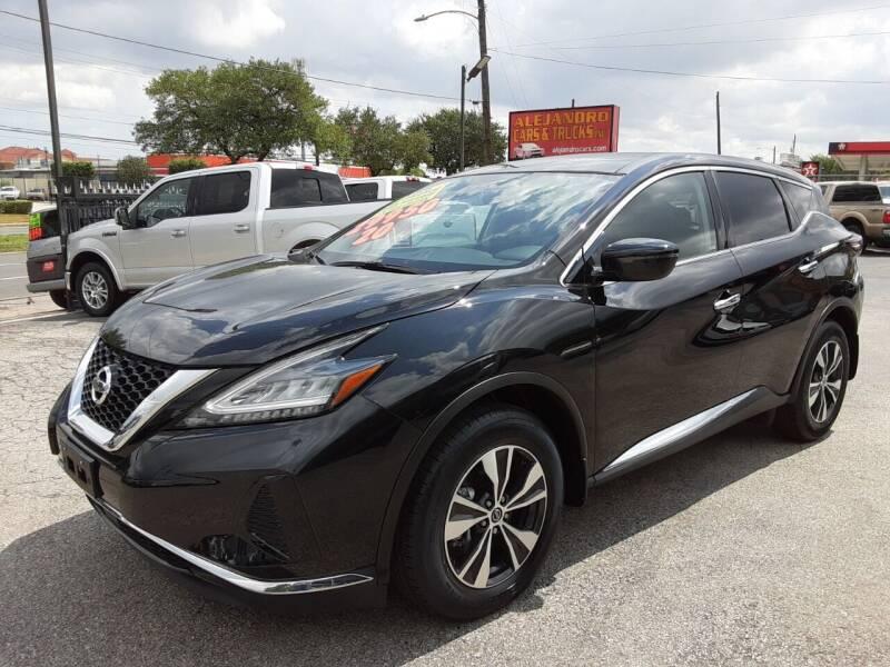2020 Nissan Murano for sale at Alejandro Cars & Trucks in Houston TX