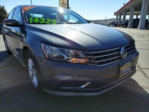2017 Volkswagen Passat for sale at Painter's Mitsubishi in Saint George UT
