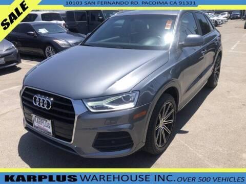 2017 Audi Q3 for sale at Karplus Warehouse in Pacoima CA