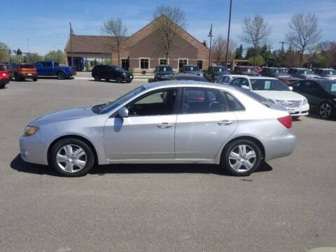 2009 Subaru Impreza for sale at ROSSTEN AUTO SALES in Grand Forks ND